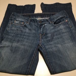 Citizens of Humanity Dunaway 29 Hemmed Jeans COH